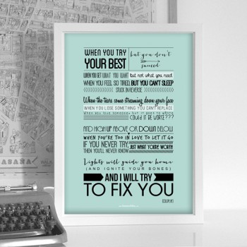 FIX YOU Coldplay