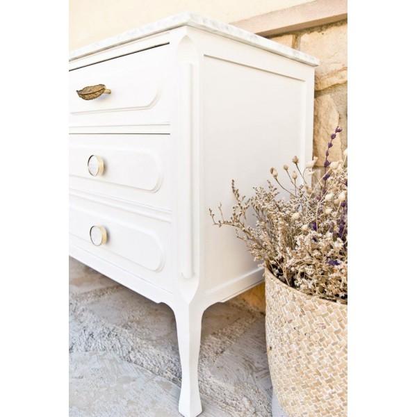 Tiradores dorados para customizar muebles zara home - Muebles zara home ...